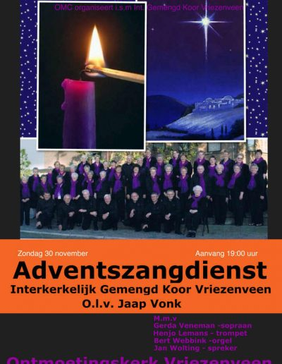Adventszangdienst IGK