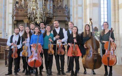 Concert strijkorkest Libero