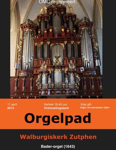 Orgelpad Zutphen