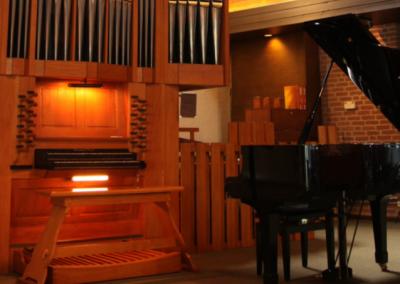 Orgels en muziek