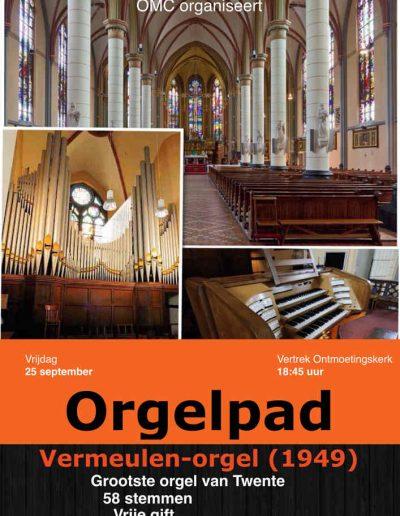 orgelpad Hengelo