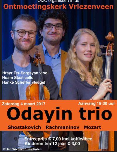 poster Odayin