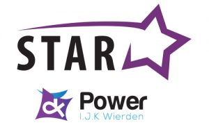 Logo STAR - jongerenkoor Power Wierden