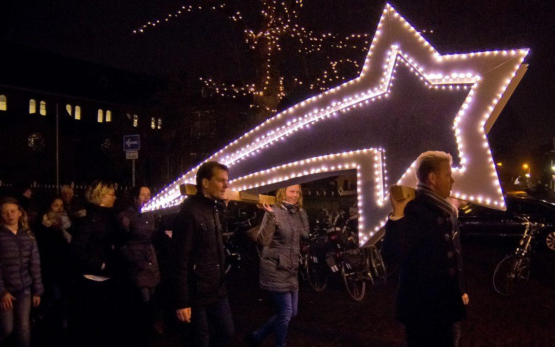 Project STAR: het Kerstverhaal in een nieuw jasje in Vriezenveen