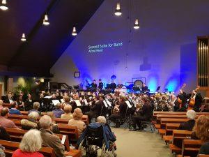 Concert Vriezenveense Harmonie en Pieter Aafjes