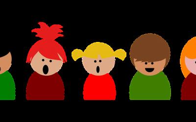 Kids Time Out: Zingen maakt blij!