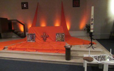 Taizéviering zondag 3 maart