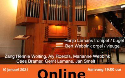 Online zangdienst